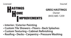 hastings home improvement