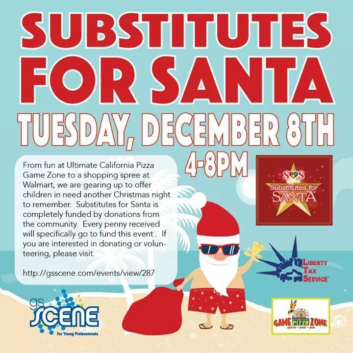 Substitutes For Santa