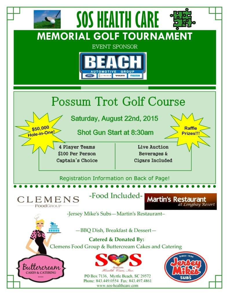 Memorial Golf Tournament